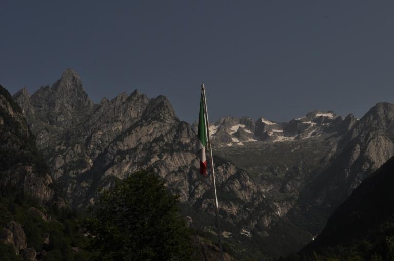 Arrivederci Italia! No onneksi parin viikon päästä pääsee takaisin...