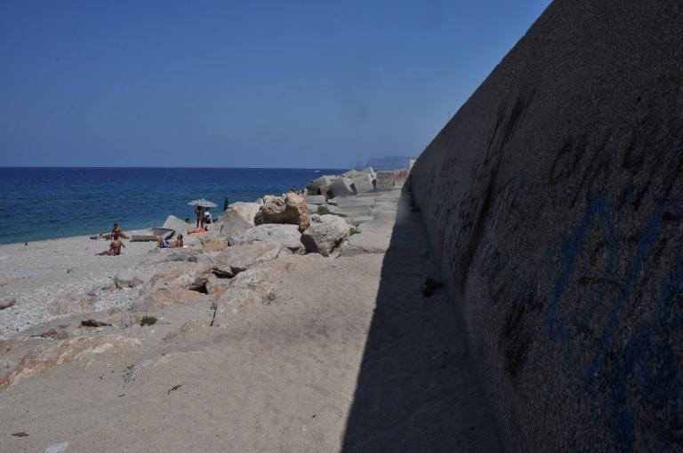 ...rannalle ja...
