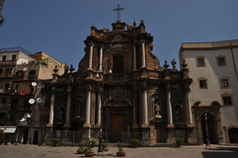 Tyypillistä Sisiliaa.