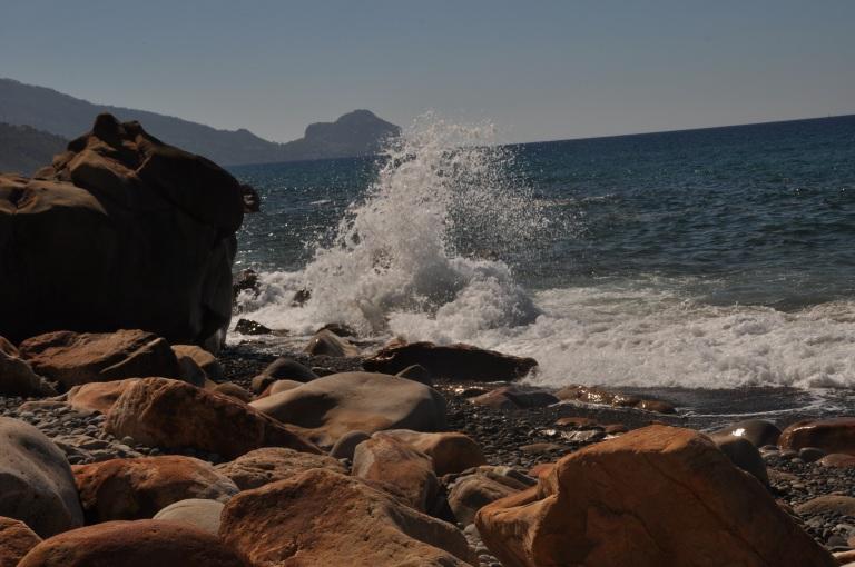Ihan lopuksi voi pulahtaa lämpimään Välimereen!
